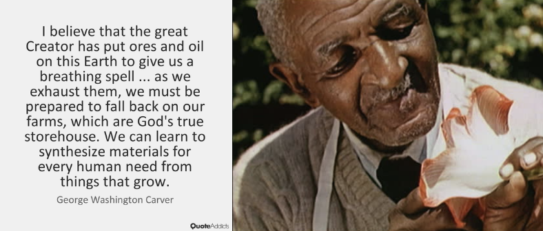 George Washington Carver Quotes | George Washington Carver Quote 7 Acre Wood Farm